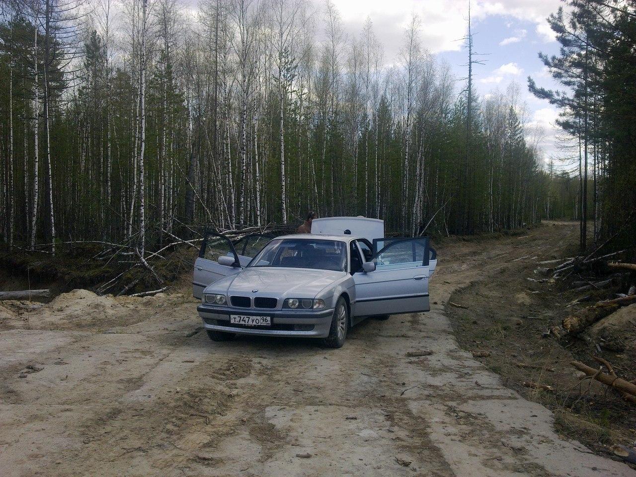 BMW E38 Club - По ГОСТ 5727-88 или сдирание тонировки... Фотоотчет