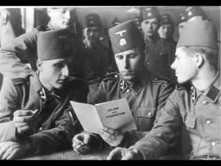 Зверства крымских татар во время Великой Отечественной войны 1939-1945