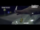 Novelty High speed Aerobatic Laser Swivel Mini Racing Car Toy