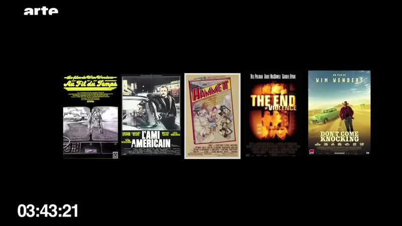 Wim Wenders en 4 Minutes - Blow up - ARTE [720p]