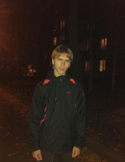 Денис Кондрашкин, 11 апреля 1996, Санкт-Петербург, id31053957