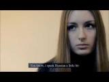 Порно кастинг русской девушки по имени Маша +21