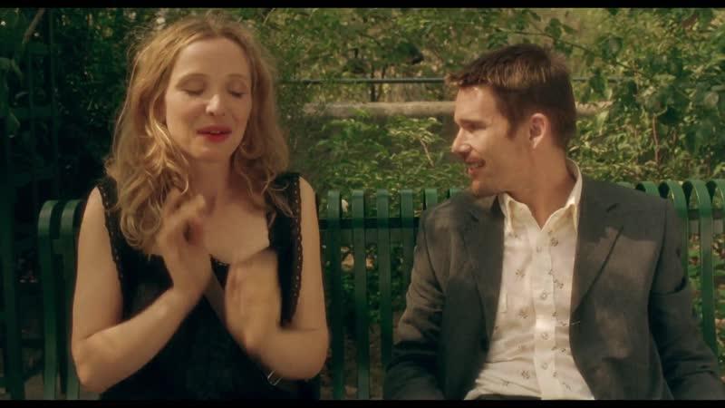 Перед Закатом Before Sunset (2004) Eng Rus Sub (1080p HD)