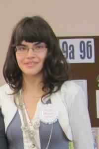 Виктория Ерунова, 3 мая 1997, Львов, id101948059