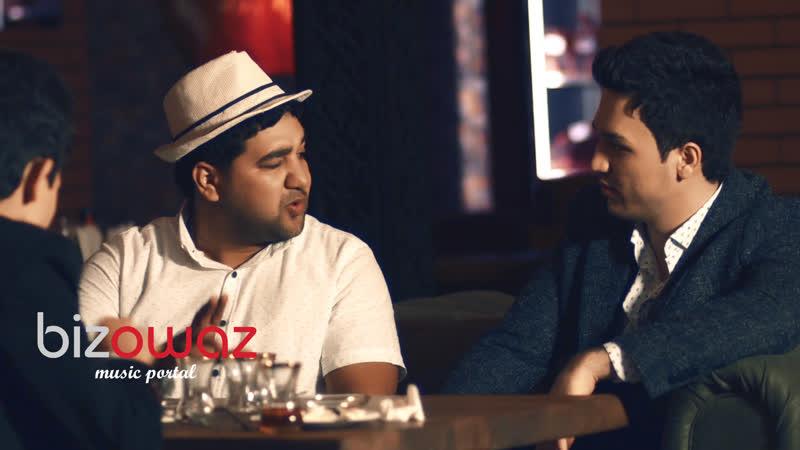 Azat Donmez - Amangul (rmx) (Official video bizowaz.com)