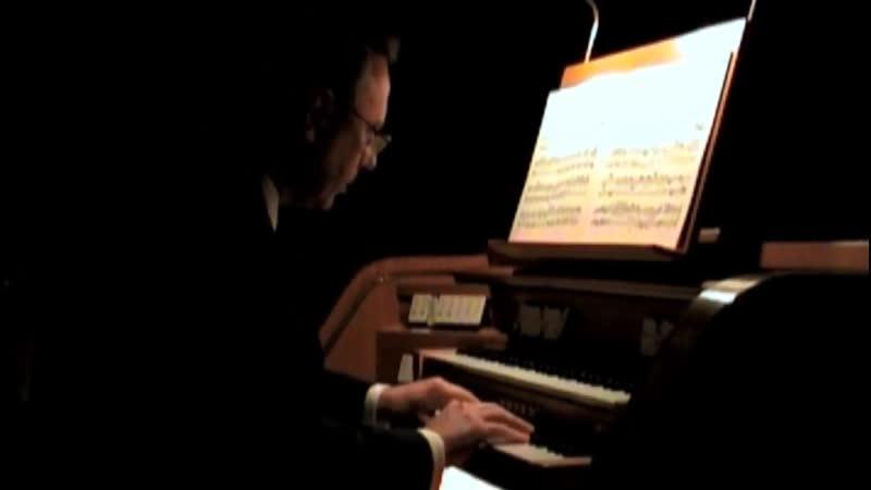 767 J. S. Bach - Partite diverse sopra il Corale O Gott, du frommer Gott, BWV 767 - Alessandro Licata, organ