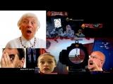 ИГРАЮ В WARFACE БРАВО !!! ЧИТАЮ ЧАТ МЕЖДУ КАТКАМИ (НЕТ МОНИТОРА)