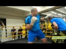 Дмитрий Пирог провел мастер-класс в краснодарской Академии бокса имени Артема