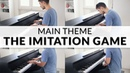 The Imitation Game - Main Theme (Alexandre Desplat) | Piano Strings Cover