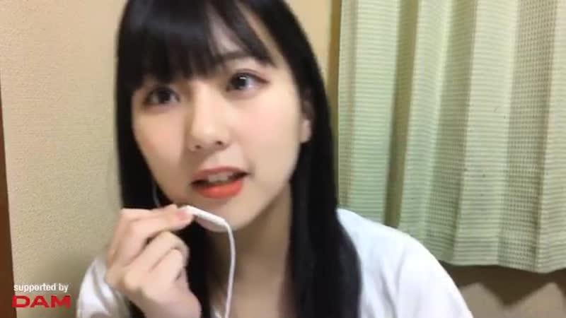 181225 Showroom - HKT48 Team H Tanaka Miku 2121