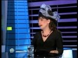 Злата Раздолина на НТВ Мир со Л. Новожженовым- Часть - 3