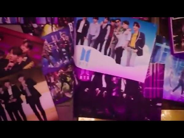 Emma Stone fangirl BTS for SNL Promo