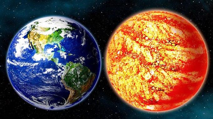 Астрономдар Жерге ұқсас жаңа планета тапты