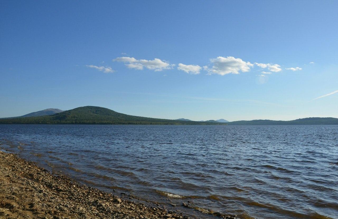 Пейзаж с берега (23.06.2014)