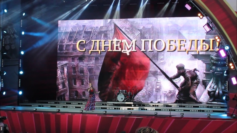 Наталья ИВАНОВА - На побывку едет молодой моряк (фрагмент)