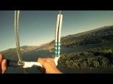 Jesse Richman: Мировой рекорд, полет на кайте с высоты 240 метров