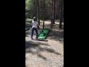 Настоящая гольфиста