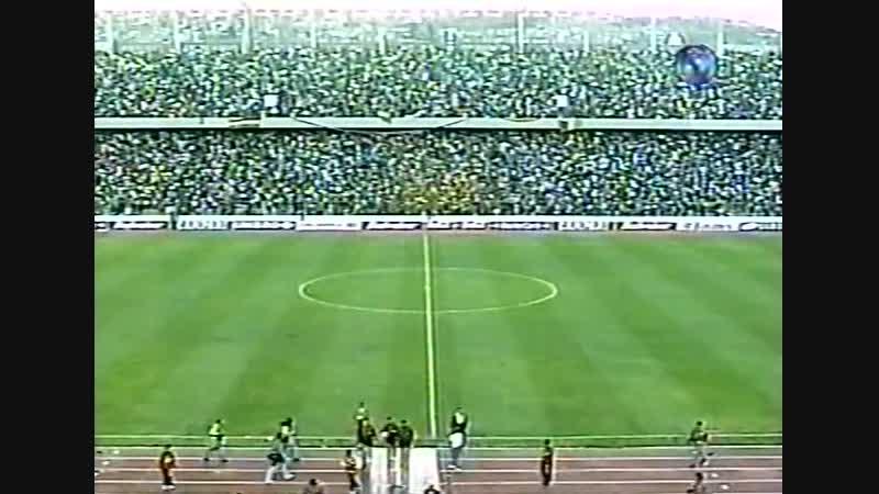 Бразилия - Боливия (Кубок Америки 1997, финал)