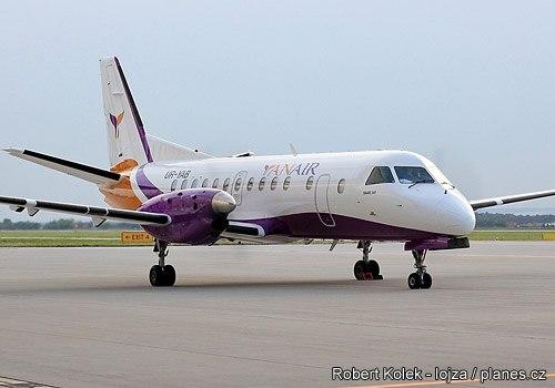 В Украине появилась новая авиакомпания Yanair Новая украинская авиакомпания Yanair (код IATA: YE, ICAO: ANR) в первых...