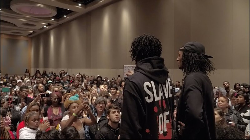 Les Twins ATL | Recap Workshop and Afterparty | YAK
