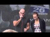 Вахтанг Каландадзе. Выступление на Nismo G-Drive Show Ekaterinburg, 25.08.2013.