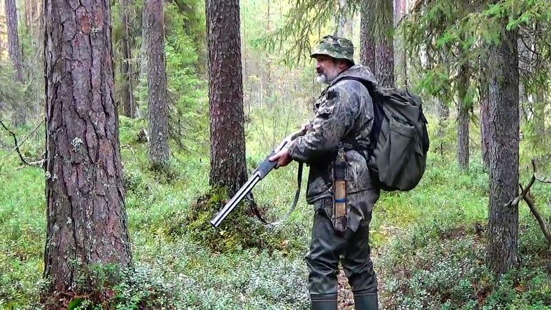 Осенняя охота на уток Глухарь рябчик медведь мешают охотиться