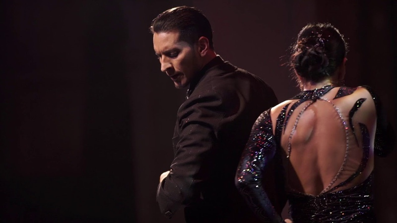 Jonatan Baez Julia Gorin. Los Mareados Color Tango. Feliz Tango Fest 2018