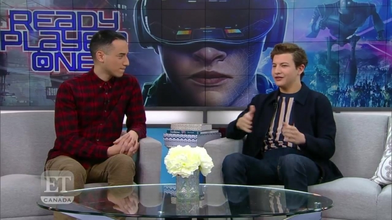 ET Canada: 5 Things To Know About 'Ready Player One' Star Tye Sheridan