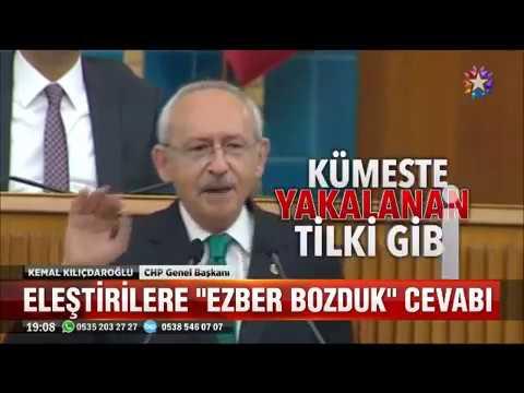 Kılıçdaroğlu'ndan 15 vekil açıklaması Sen kumpas kuracaksın ben gözlerimi kapatacağım yemezler