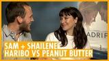 Sam Claflin and Shailene Woodley on Adventure And Peanut Butter - 'Adrift' Interview