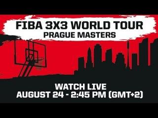 Prague Masters Day 2 - 2014 FIBA 3x3 World Tour