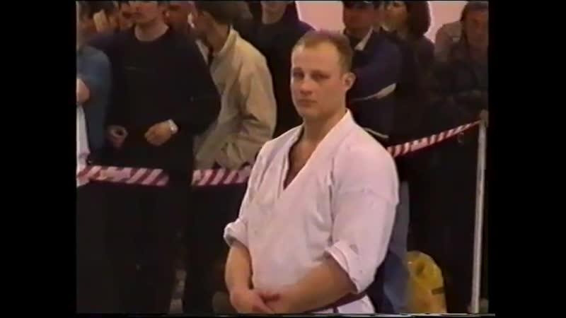 ЧР-2003 Финал. Макс Дедик - Сергей Михалин