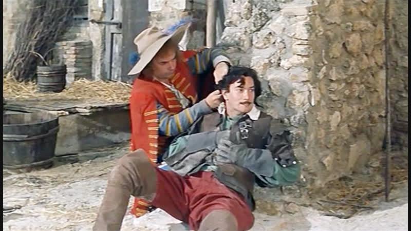 Три мушкетера (Франция, 1961) Первая серия - Подвески королевы- советский дубляж