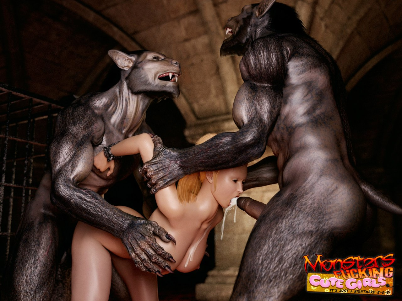 Girls with werewolf monsters porn erotic reality girl