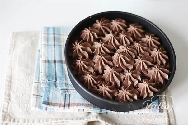 Творожный торт без выпечки от #чадейка