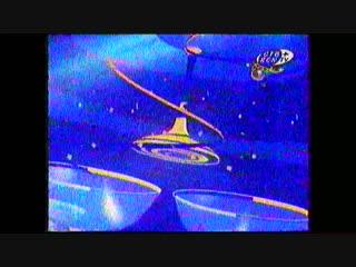 Фрагмент новогодней заставки (СТВ,2004)