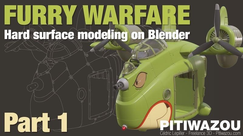 Furry-Warfare - Plane - Part 1