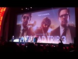 Avant Première Very Bad Trip 3 - Paris Grand Rex - My Warner Day