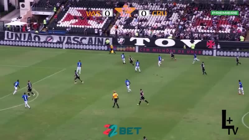 Vasco 2 x 0 Cruzeiro - Gols Melhores Momentos COMPLETO - Brasileirão Série A 2