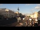 Песня группы Пятница на Невском проспекте, городская Дума, Казанский собор и канал Грибоедова