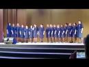 Сводный хор педагогов ДОУ №17 Вдохновение г Березовский