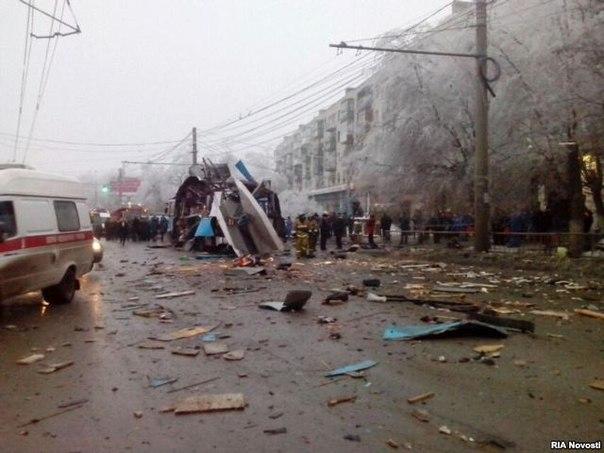 В Волгоградской области объявили пятидневный траур - Цензор.НЕТ 7505