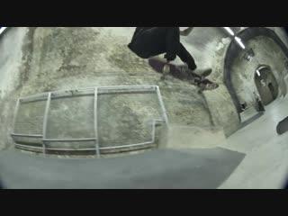 House of Vans Skate Series: Victor Pellegrin
