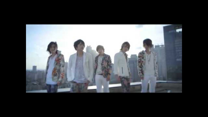 ROOT FIVE【√5】-「Change Your World」MV (Dasoku, Pokota, Mi-chan, Kettaro, Koman)