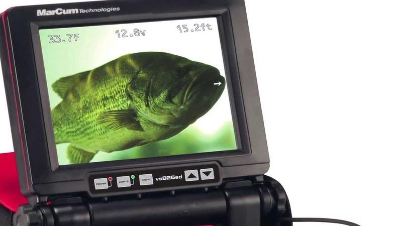 MarCum® VS825SD Underwater Camera