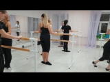 Боди балет в Центре Piter Art