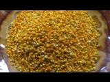 Пчелинная пыльца - свойства
