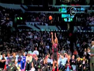NBA Dunk Contest 2011 DeMar DeRozan