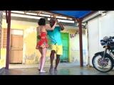 Edwin &amp Dakota bachateando en Las Terrenas - Antony Santos