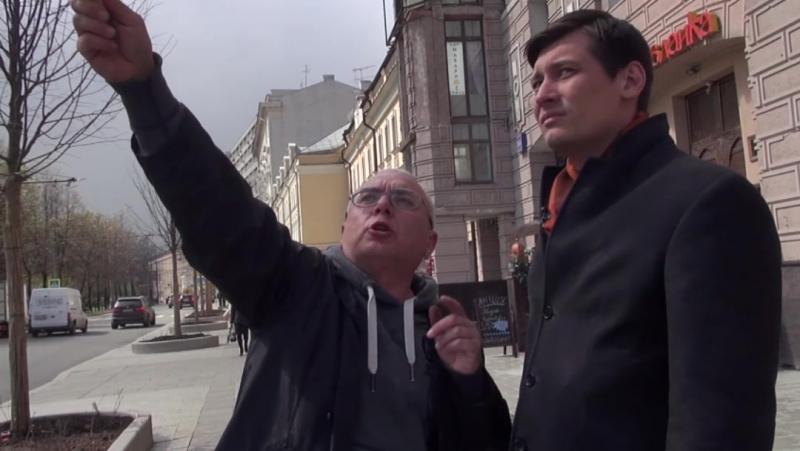 Дмитрий Гудков о гибнущих деревьях на Тверской